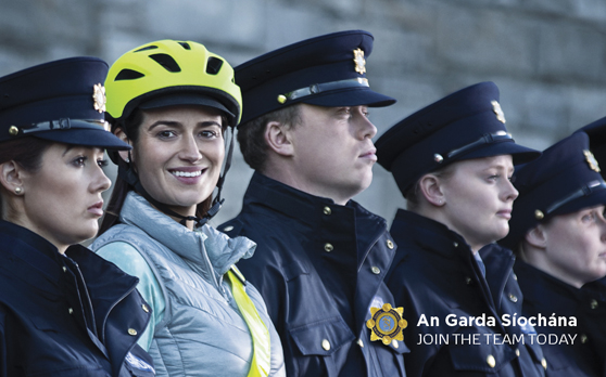 Garda Trainee Recruitment