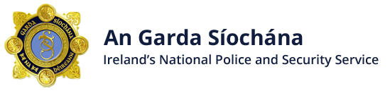 Garda Crest - An Garda Síochána Ireland's National Police and Security Service