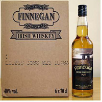 Theft of Finnegan Whiskey