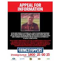 Crimestoppers - Shane O