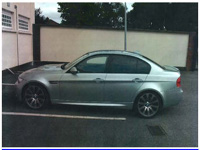 Car in False Imprisonment in Drogheda, Co Louth