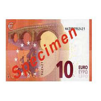 New ten euro note