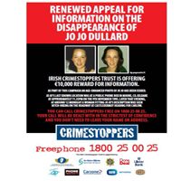 Missing Person - JoJo Dullard