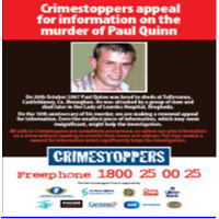Murder of Paul Quinn