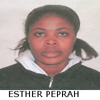 ESTHER PEPRAH