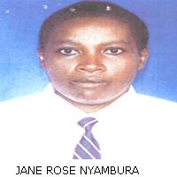 JANE ROSE NYAMBURA