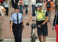 Community policing aims to provide people in an area with their own dedicated Garda
