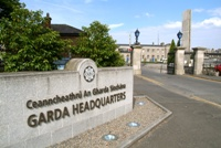 The Office of Corporate Communications is based at Garda Headquarters